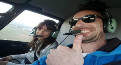 Baptême de l'Air en Hélicoptère - Vol à Roanne