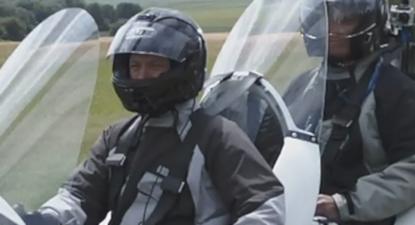 Initiation au pilotage d'ULM Autogire à Longuyon en Lorraine