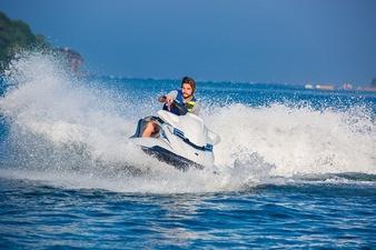 Initiation au jet ski à Saint Jean Cap Ferrat