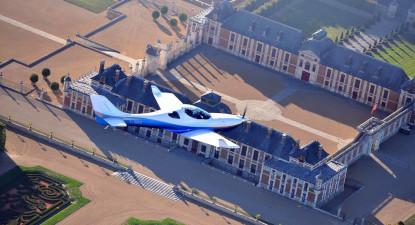Initiation au pilotage d'avion à Rouen