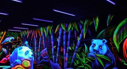 Partie de Minigolf Indoor à Montpellier