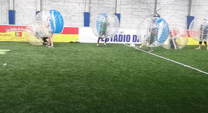 Bubble Football près de Paris