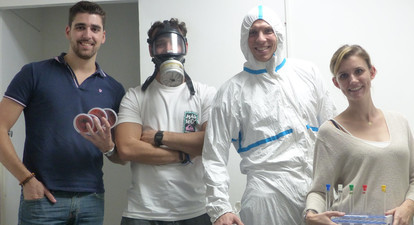 Menace toxique'', Escape Game à Toulouse