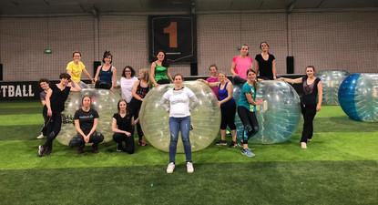 Partie de bubble bump à Perpignan