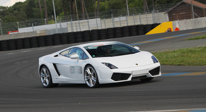 Stage de pilotage en Lamborghini Gallardo - Circuit de Lohéac
