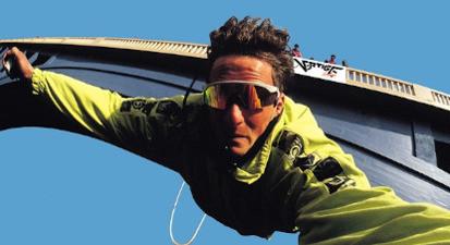 Saut à l'élastique à Grenoble - Saut à 103 mètres au Pont de Ponsonnas
