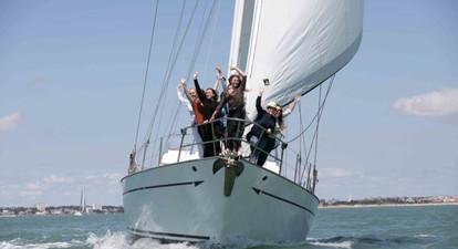 Croisière Privée avec un Skipper à la Rochelle