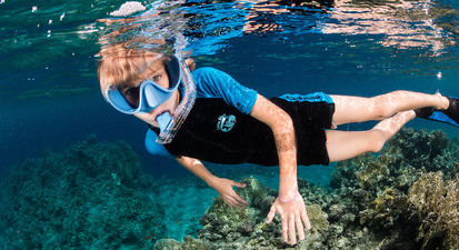 Demi-journée snorkeling à Antibes