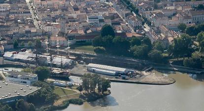 Baptême de l'air en avion léger près de la Rochelle