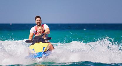 Randonnée ou location de Jet Ski à La Seyne-sur-Mer