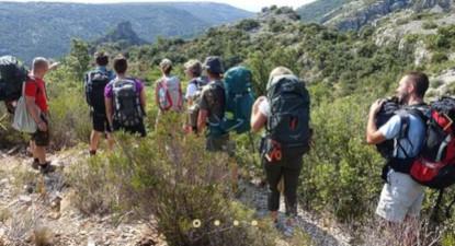 Stage de survie dans l'Hérault près de Montpellier