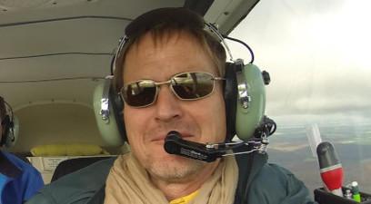 Baptême de l'air et initiation au pilotage d'avion léger bi-plan à Nancy