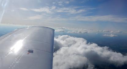 Formation pour devenir pilote d'un jour sur avion ultraléger à Nancy