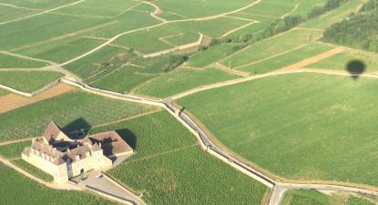 Vol en Montgolfière - Côte d'or et Nuits-Saint-Georges