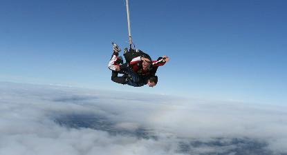 Saut en parachute à proximité de Marseille et Aix-en-Provence