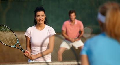 2 heures de location d'un terrain de Tennis autour de Nanterre et en Hauts-de-Seine