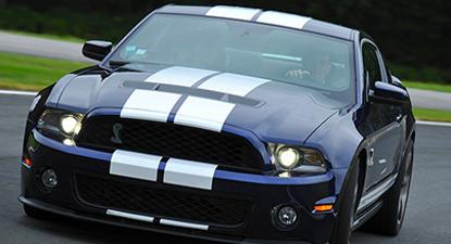 Stage de Pilotage en Ford Mustang Shelby GT 500 - Circuit de Trappes