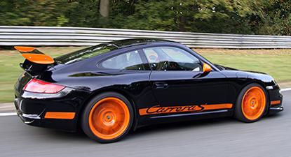 Stage de Pilotage en Porsche 997 GT3 - Circuit de Croix-en-Ternois