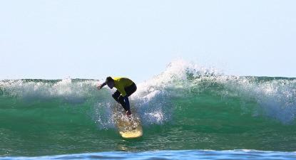 5 cours de surf à Mollets-et-Mâa dans les Landes