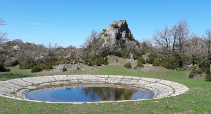Randonnée en tout terrain dans l'Aude, l'Herault ou le sud de l'Aveyron