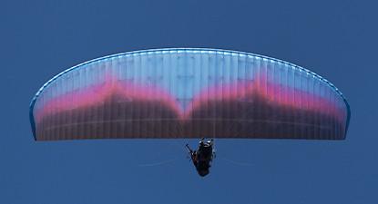 Saut en parachute à Vichy