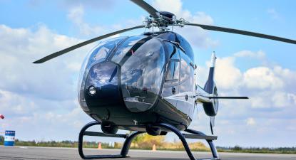 Vol en Hélicoptère à Porto Vecchio