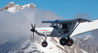 Initiation au pilotage d'avion léger à Gap Tallard