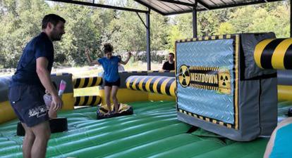 Multi activités (Laser Game, Rodéo, Sumo...) à Villefranche-sur-Saône