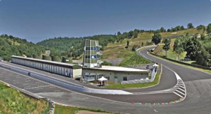 Stage de pilotage en Megane RS - Circuit de Charade
