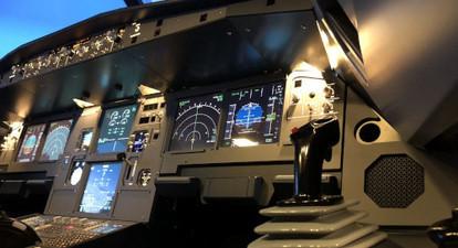 Simulateur d'avion à Bordeaux
