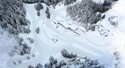 Pilotage sur glace  : Course en équipe sur buggy RZR - Circuit de Flaine