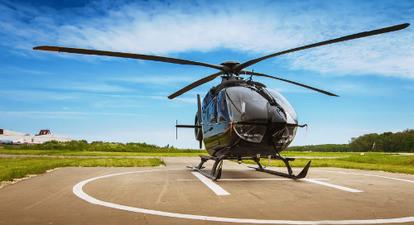 Initiation au pilotage d'hélicoptère à Biarritz
