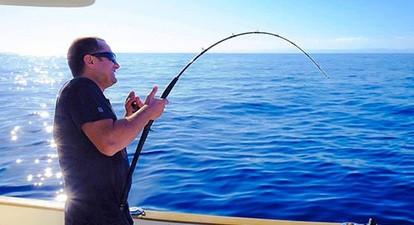 Pêche au gros - sortie privée en bateau en Corse à Tizzano - Sartène