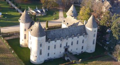 Vol en Montgolfière près de Beaune et Dijon - Survol de le Bourgogne viticole
