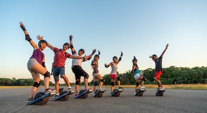 Session OneWheel Skate électrique tout-terrain à Frejus