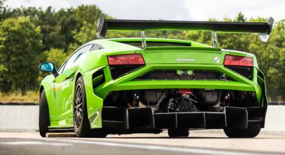 Baptême passager ou pilotage en Lamborghini Supertrofeo - Circuit de Vaison