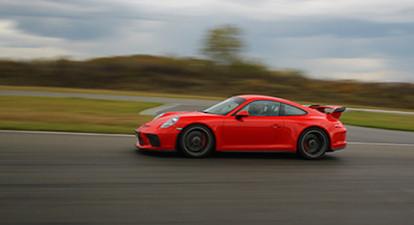 Stage de Pilotage en Porsche 991 GT3 - Circuit de Vaison