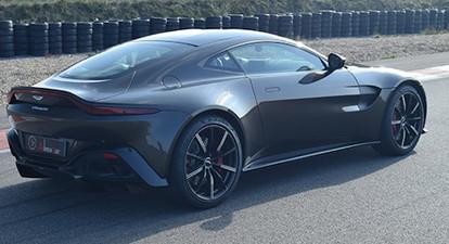 Stage de Pilotage en Aston Martin Vantage 2018 - Circuit de Vaison