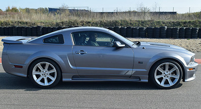 Stage de Pilotage en Ford Mustang Saleen - Circuit de Vaison
