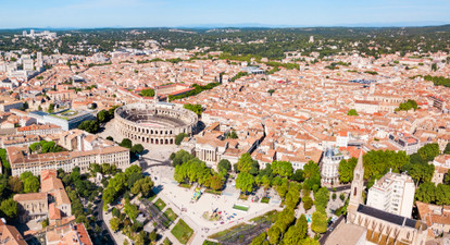 Vol en ULM à Nîmes