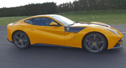 Stage de Pilotage en Ferrari F12 - Circuit de Pont l'Évêque