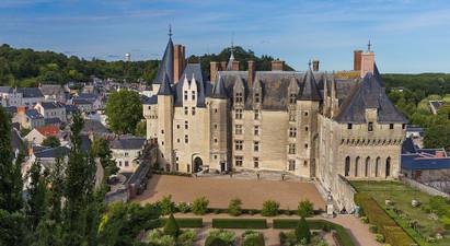 Vol en avion pour 3 à Angers - Survol de l'Anjou et des châteaux de la Loire