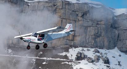 Baptême de l'air en avion léger à Gap Tallard