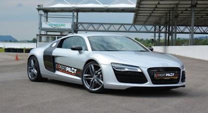 Stage de pilotage en Audi R8 - Circuit Geoparc