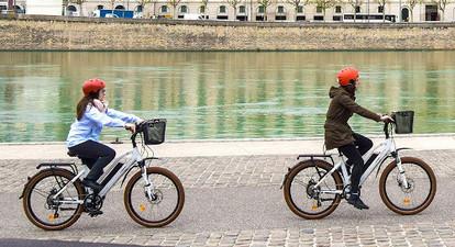 Découverte de Lyon en vélo électrique