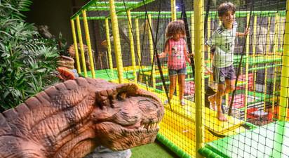 Parc de jeux Dinojo près de Paris