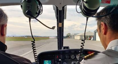 Initiation au pilotage d'hélicoptère à Clermont Ferrand