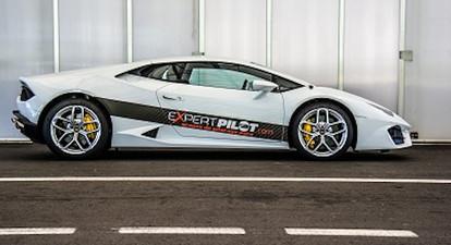 Stage de pilotage en Lamborghini Huracan - Circuit Geoparc