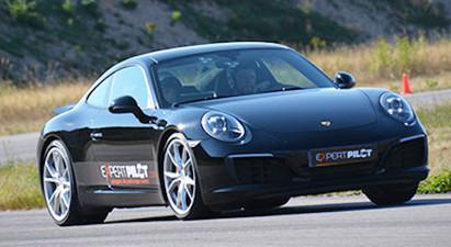 Stage de pilotage en Porsche 911 - Circuit Geoparc