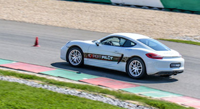 Stage de pilotage en Porsche Cayman - Circuit Geoparc